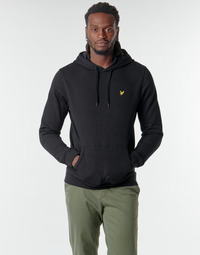 Clothing Men Sweaters Lyle & Scott ML416VTR Black