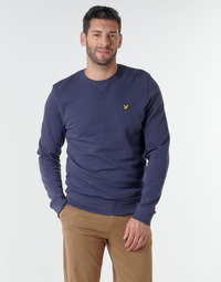 Clothing Men Sweaters Lyle & Scott ML424VTR Marine