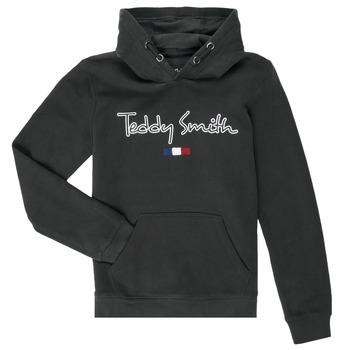 Clothing Boy Sweaters Teddy Smith SEVEN Marine