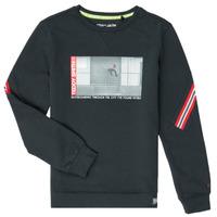 Clothing Boy sweaters Teddy Smith TOPH Marine