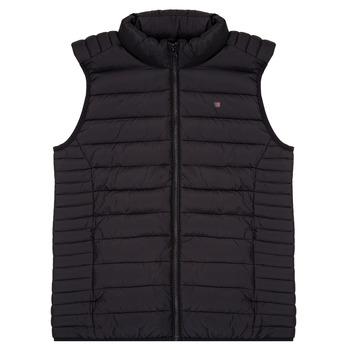 Clothing Boy Duffel coats Teddy Smith TERRY Black