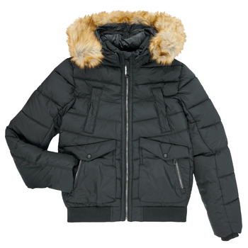 Clothing Boy Duffel coats Teddy Smith ADI Black