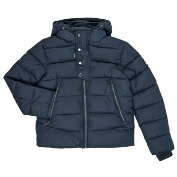 Clothing Boy Duffel coats Teddy Smith OVER Marine