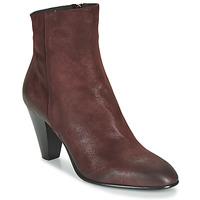 Shoes Women Ankle boots Fru.it ROMA Bordeaux