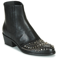 Shoes Women Mid boots Fru.it MILANO Black