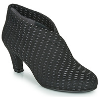 Shoes Women Ankle boots United nude FOLD MID Black