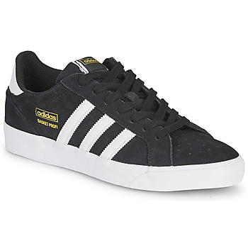 Shoes Low top trainers adidas Originals BASKET PROFI LO Black