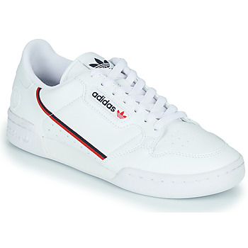 Shoes Low top trainers adidas Originals CONTINENTAL 80 VEGA White