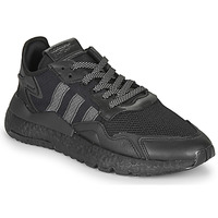 Shoes Low top trainers adidas Originals NITE JOGGER Black