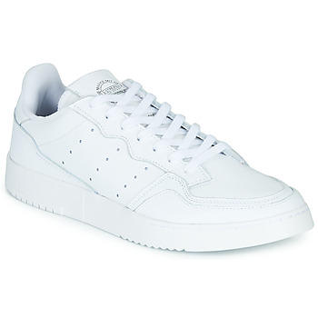 Shoes Low top trainers adidas Originals SUPERCOURT White