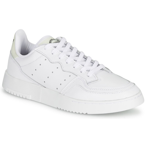 Shoes Women Low top trainers adidas Originals SUPERCOURT W White
