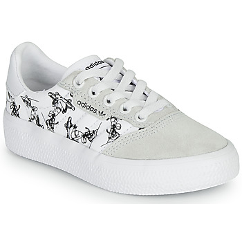 Shoes Children Low top trainers adidas Originals 3MC C X DISNEY SPORT White