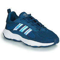 Shoes Children Low top trainers adidas Originals HAIWEE J Blue