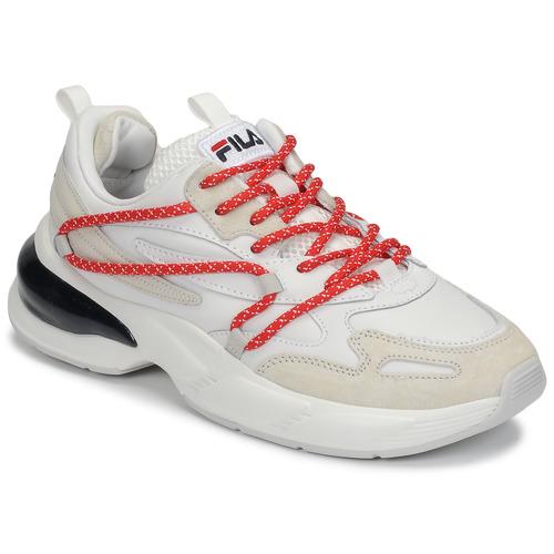 Shoes Women Low top trainers Fila SPETTRO X L WMN White