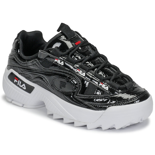 Shoes Women Low top trainers Fila D-FORMATION F WMN Black