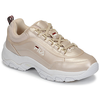 Shoes Women Low top trainers Fila STRADA F WMN Gold