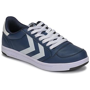Shoes Men Low top trainers Hummel STADIL LIGHT Blue