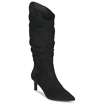 Shoes Women High boots Geox BIBBIANA Black