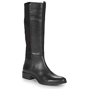 Shoes Women High boots Geox LACEYIN Black