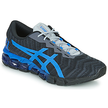 Shoes Men Low top trainers Asics GEL-QUANTUM 180 5 Grey / Blue