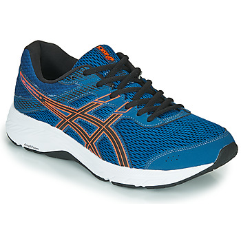 Shoes Men Running shoes Asics GEL-CONTEND 6 Blue / Orange