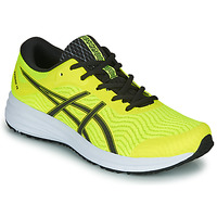 Shoes Men Running shoes Asics PATRIOT 12 Yellow / Black