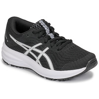 Shoes Children Running shoes Asics PATRIOT 12 GS Black / White
