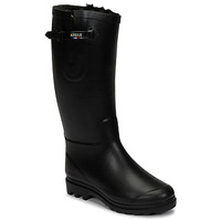 Shoes Women Snow boots Aigle AIGLENTINE FUR Black