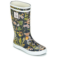 Shoes Girl Wellington boots Aigle LOLLY POP Multicolour