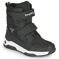 Shoes Children Wellington boots Kangaroos K-MAJOR V RTX Black