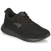 Shoes Low top trainers Kangaroos K-ACT BEAL Black