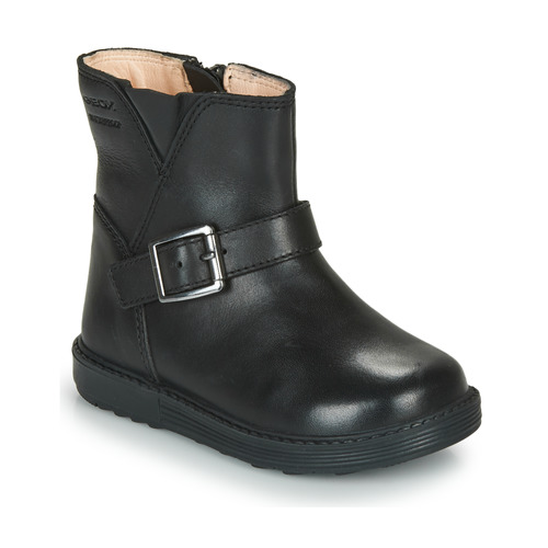 Shoes Girl High boots Geox HYNDE WPF Black