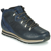 Shoes Men Mid boots Timberland SPLITROCK 3 Blue