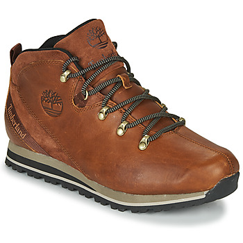 Shoes Men Mid boots Timberland SPLITROCK 3 Brown