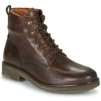 1930s Men's Summer Clothing Guide Timberland  OAKROCK WP MT ZIP BOOT  mens Mid Boots in Brown £144.20 AT vintagedancer.com