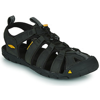 Shoes Men Outdoor sandals Keen CLEARWATER Grey / Black