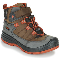 Shoes Children Walking shoes Keen REDWOOD MID WP Brown
