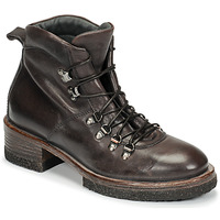 Shoes Women Mid boots Moma KING Brown