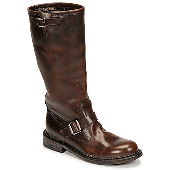 Shoes Women High boots Moma BIRERS Brown