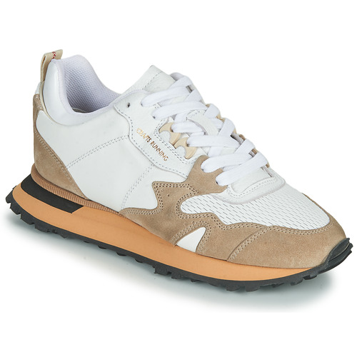 Shoes Women Low top trainers Moma CRAFT White / Beige