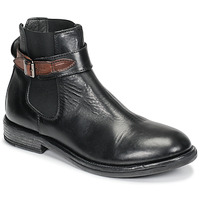 Shoes Men Mid boots Moma HANCOK Black