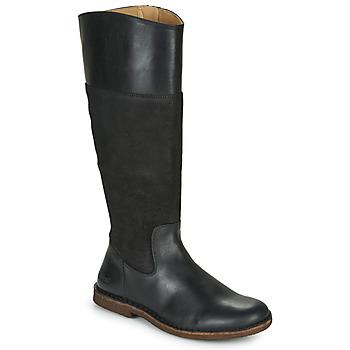 Shoes Women High boots Kickers TAKIKO Black