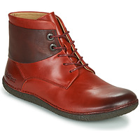 Shoes Women Mid boots Kickers HOBBYTWO Red