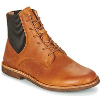 Shoes Women Mid boots Kickers TITI Brown