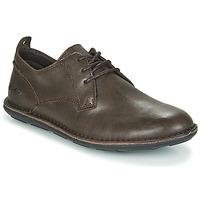 Shoes Men Derby Shoes Kickers SWIDIRA Brown / Dark