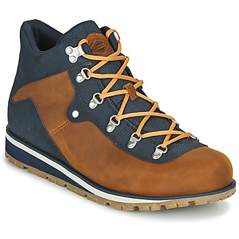 Shoes Men Mid boots Merrell WEST FORK WP Camel / Blue