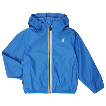 Clothing Children Macs K-Way LE VRAI 3.0 CLAUDE KIDS Blue