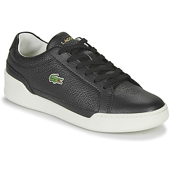 Shoes Women Low top trainers Lacoste CHALLENGE 0120 1 SFA Black / White