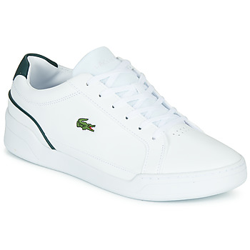 Shoes Men Low top trainers Lacoste CHALLENGE 0120 2 SMA White / Green