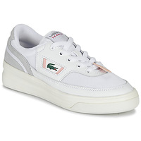 Shoes Women Low top trainers Lacoste G80 0120 1 SFA White / Pink